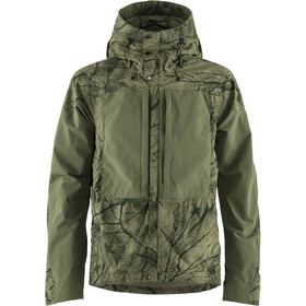 Fjällräven Keb Jas Heren, green camo-laurel green